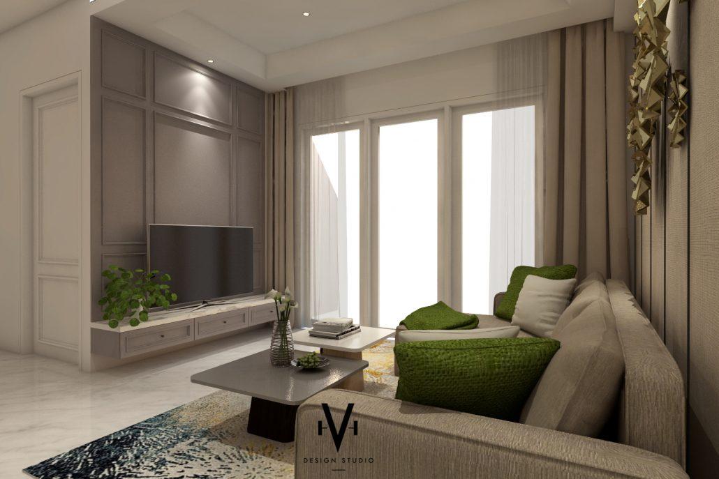 interior desain apartemen