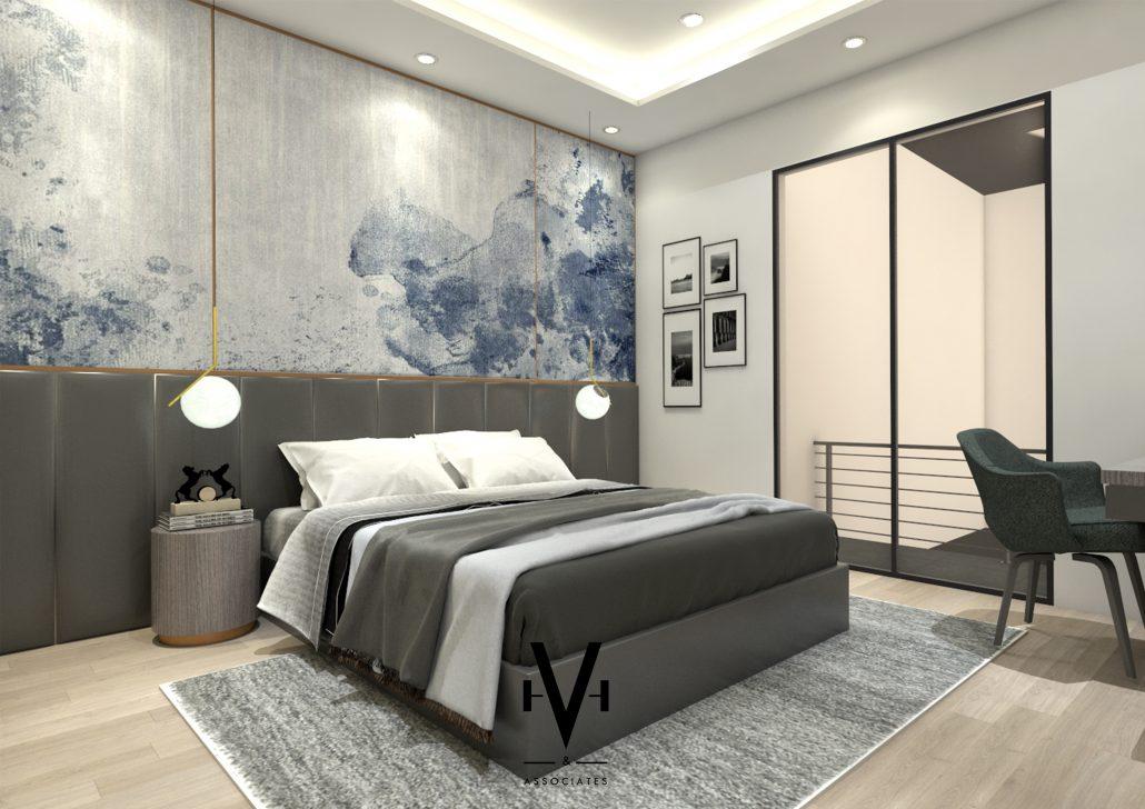 desain interior kamar
