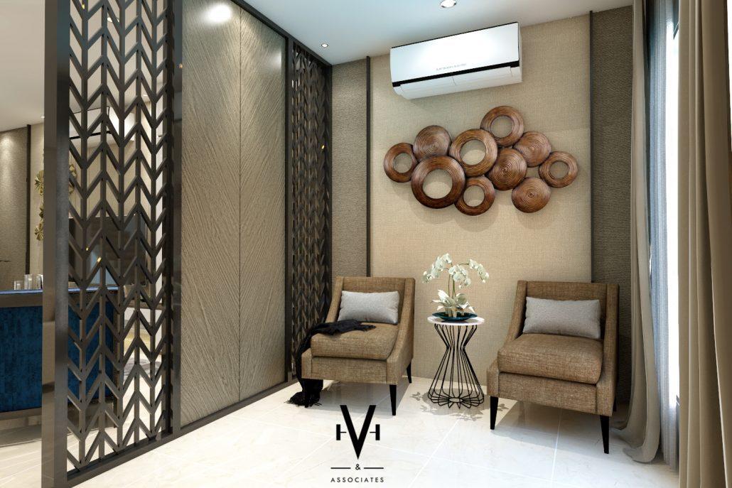 Interior desain papua