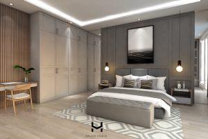 Interior Kamar 3